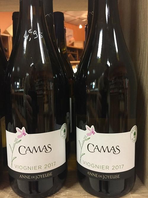 CAMAS Viognier 2017