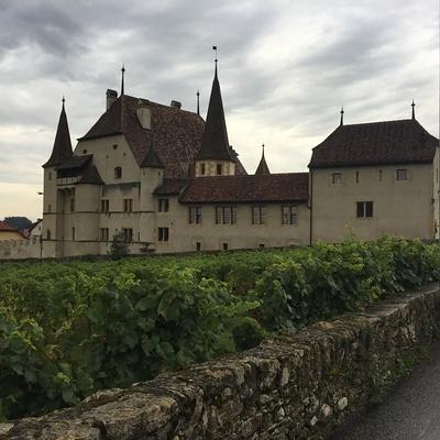 Le Domaine Grisoni, Cressier NE (Suisse)