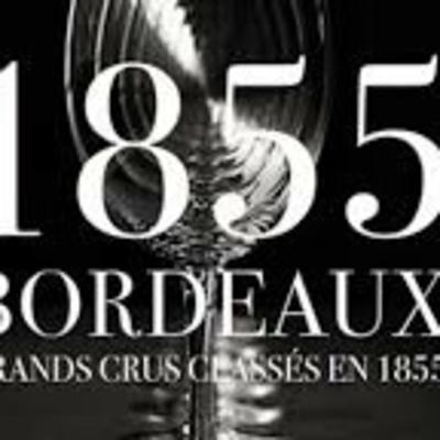 Histoire du classement de 1855