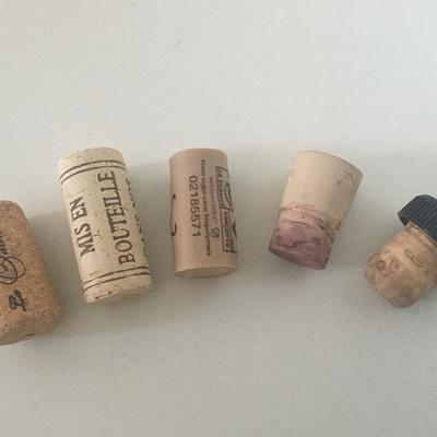 Les bouchons de bouteilles