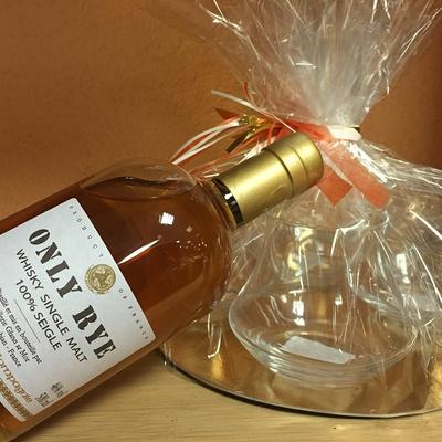 Whisky Breton 100% seigle