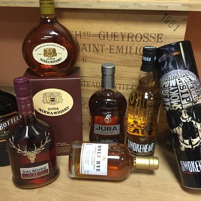 Le whisky et ses arômes