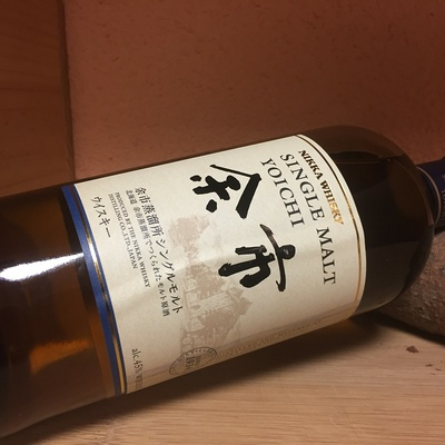 YOICHI, Whisky made in japan !