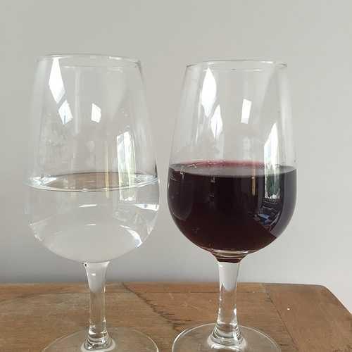 L''eau et le vin 0