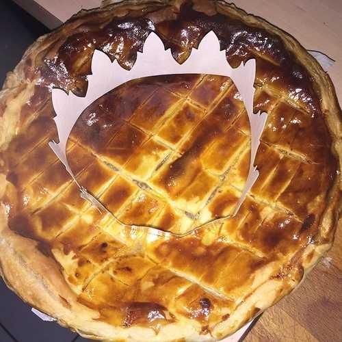 La galette des rois 0
