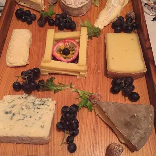 Le vin et le fromage 0