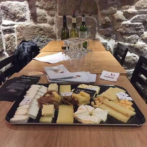 Soirée vins fromages au café 16 0