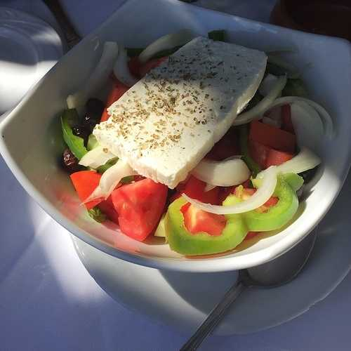 Les salades méditerranéennes 0
