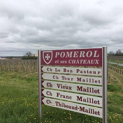 Le vignoble de Pomerol img0302