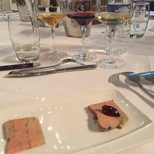 Le foie gras 0