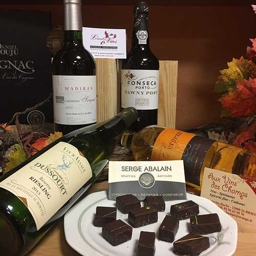 Le vin et les desserts img3709