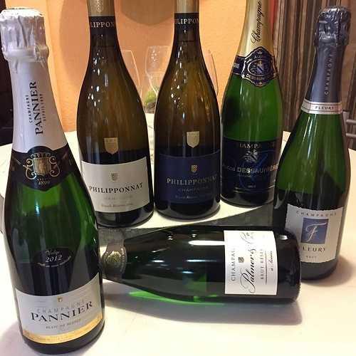 Un événement a fêter ? Quel champagne choisir ? 0
