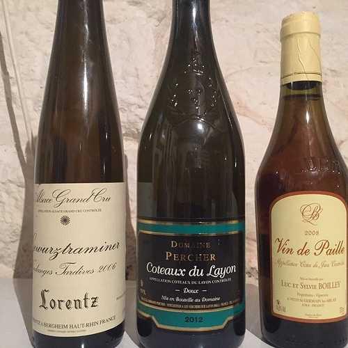 L''élaboration des vins doux 0