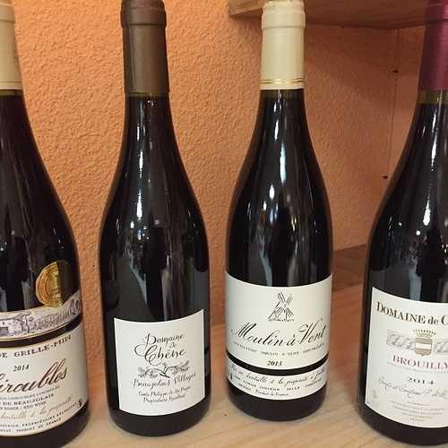 Millésime 2014 en Beaujolais 0