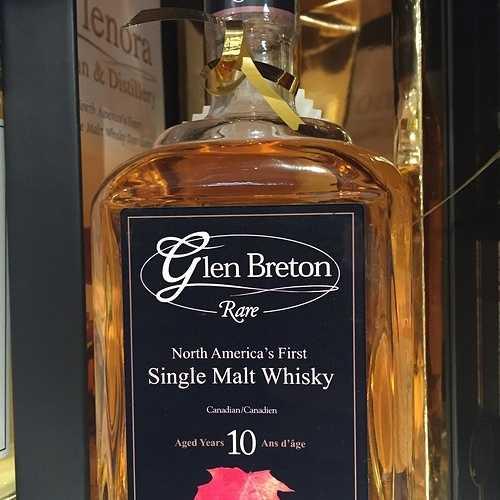 Glen breton rare 43° 0