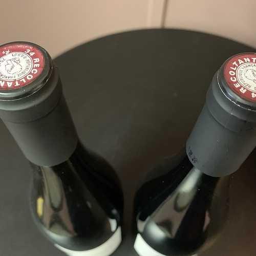 L'histoire de la capsule de vin 0