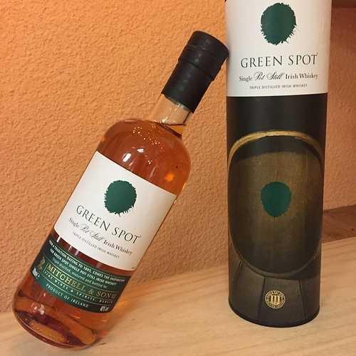 Le Whiskey Irlandais Midleton 0