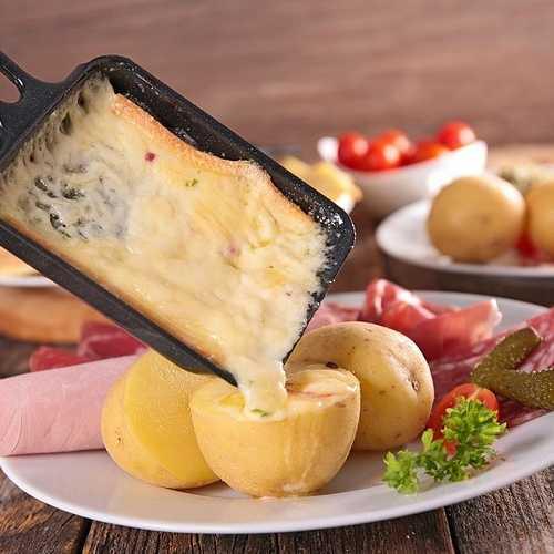 La raclette 0