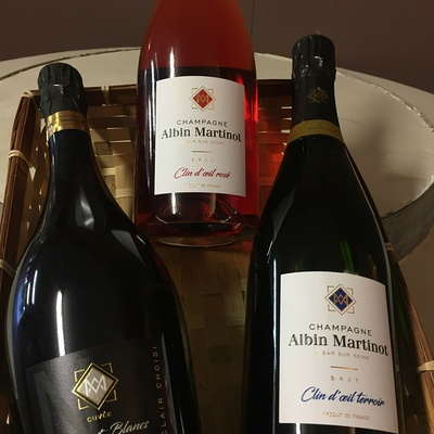 A découvrir : Les champagnes Martinot