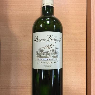 Domaine Bellegarde, Jurançon blanc sec, vin biologique