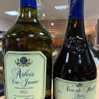 Le vin d''Arbois