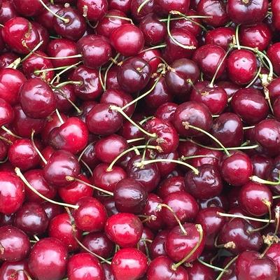Le vin et les cerises