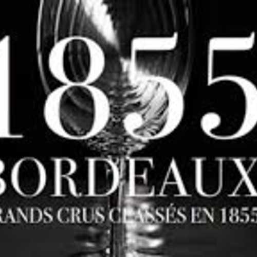 Histoire du classement de 1855 0