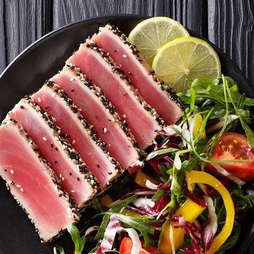 Le thon rouge 0