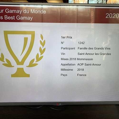 Gamay Du Monde 84803be3-5308-4759-b845-18feef36b908