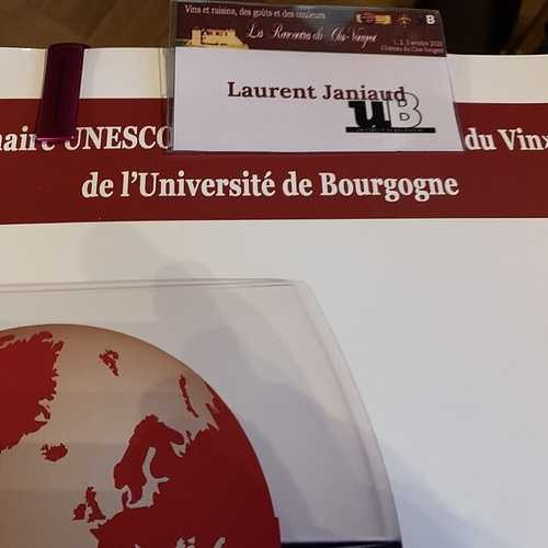 """Chaire UNESCO """"Culture et Traditions du Vin"""" c032df4d-cecd-41b6-9fe5-32f60ec8dd64"""